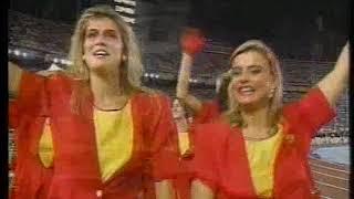 【1992年バルセロナオリンピック】開会式
