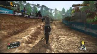MUD - FIM Motocross World Championship | Amazing Gameplay PS3