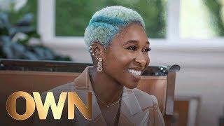 Cynthia Erivo on Manifesting Her Dreams Into Reality | Oprah At Home | Oprah Winfrey Network