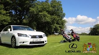Lexus Cardiff annual golf day at Cottrell Park