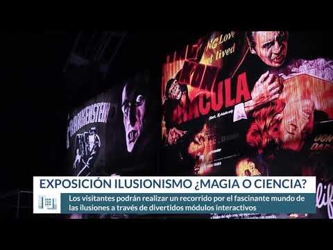 Exposición 'Ilusionismo ¿magia o ciencia?'