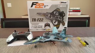 Quadcopter Review: Top Race TR-F22
