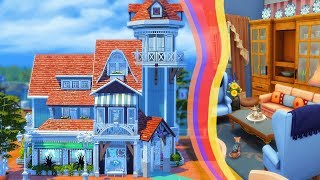 CUTE VET & APARTMENT | Sims 4 House Building