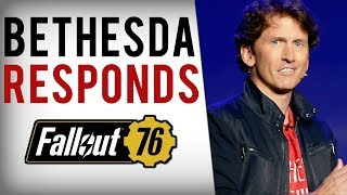 Bethesda Responds To Leaking Fallout 76 Players Private Data Including Payment Info!
