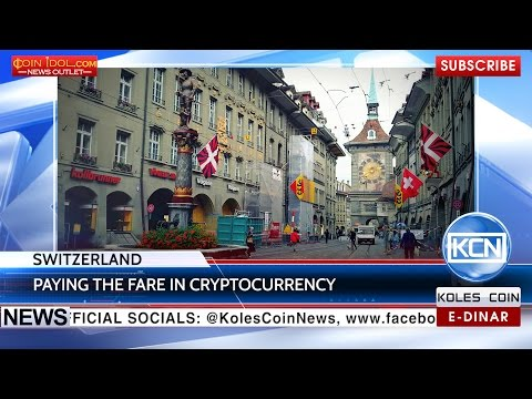 "KCN: ""Permanent"" Bitcoin payments in Switzerland"
