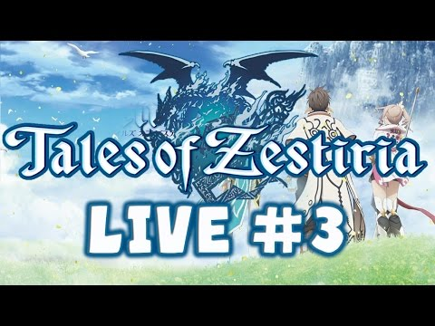 Tales Of Zestiria: Licky Licky Protagonist (Part 3)