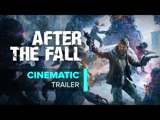 AFTER THE FALL Announces summer 2021 Release Date