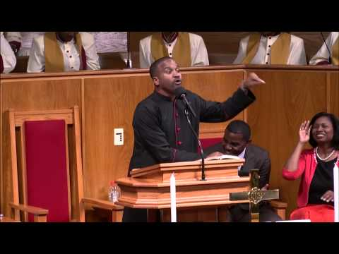 "September 29, 2013 ""What To Do Until You Get Through"" Pastor Howard-John Wesley"