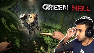 A JAGUAR ATTACKED ON ME | GREEN HELL GAMEPLAY #7