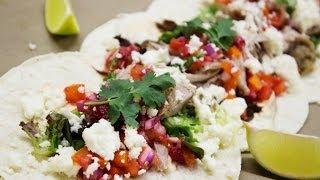 Recipe For Carnitas Tacos  | Radacutlery.com