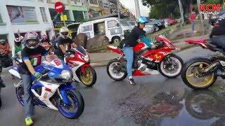 Seksanya Superbike 3 Roda@MV Launching Ride