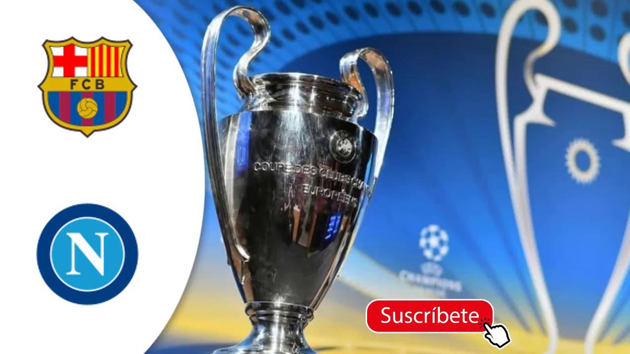 Napoli vs. Barcelona FREE LIVE STREAM (2/25/20): Watch UEFA ...