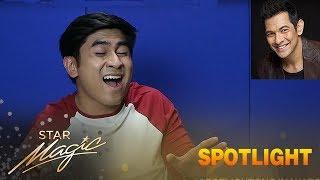 Spotlight on CJ Navato: Impersonation Challenge