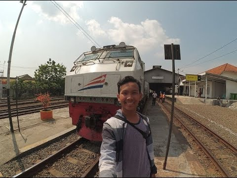 [TripReport] KeretaApi Pasundan Surabaya-Yogyakarta Murah