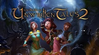 The Book of Unwritten Tales 2 Xbox One review and gameplay