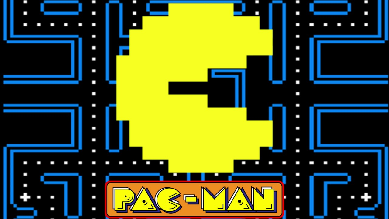 Pacman sounds download.