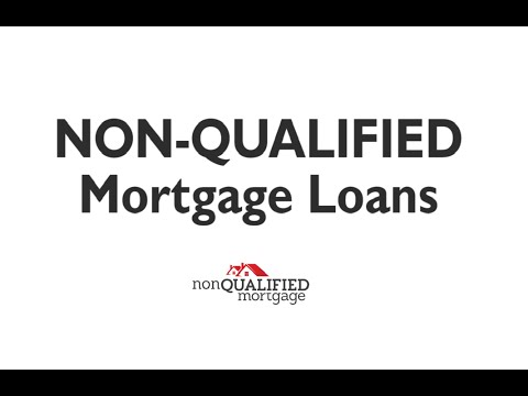Non Qualified Mortgage Loan | NQM - Non-QM | Portfolio Loan