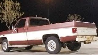 1977 C20 Bonanza Vibration - Really Bad
