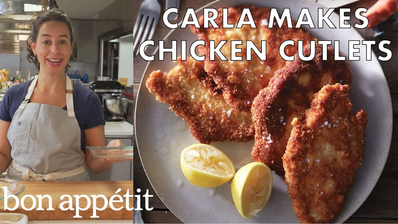 How to make the best crispy chicken cutlets