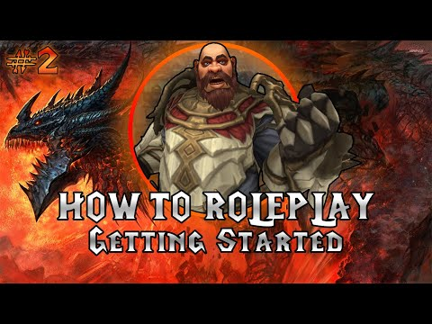 World of Warcraft: How to Roleplay: Building a Character