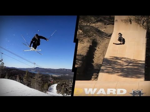 Chris Haffey: Open Season | Snow + Mega Ramp