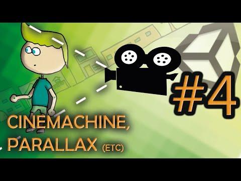 Tutorial Zombies 2D #4: Cinemachine, cámaras, fondos parallax, etc. thumbnail