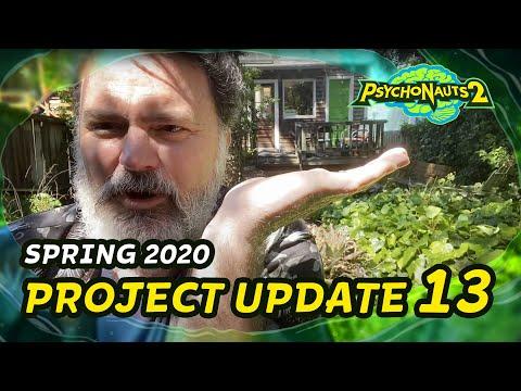 Геймплей игры Psychonauts 2 покажут в июле на Xbox Inside 20/20