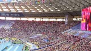 Чемпионат Мира по Легкой Атлетике 2013. Москва. 17 августа. Лужники.
