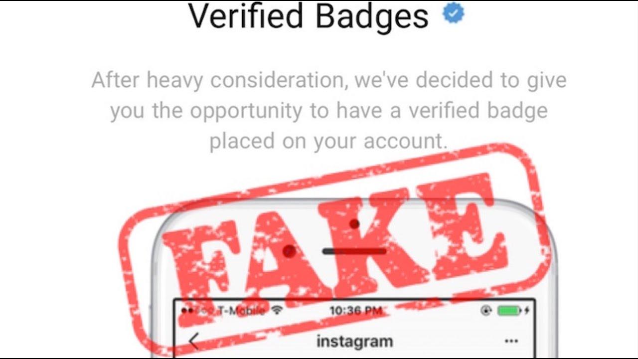 BEWARE: NEW Instagram Email Scam