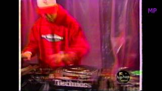 DJ SKRIBBLE AND SLYNKEE MTV DJ DAY SHOWCASE 1999