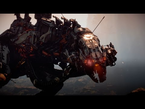 Horizon Zero Dawn (HZD) - All Machines Showcased & Killed (All Enemies in Horizon Zero Dawn)
