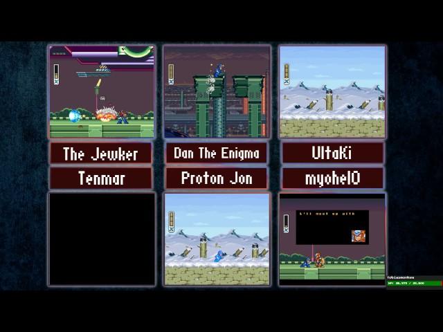 ProtonJon - Race Night - Mega Man X & Super Mario World Randomizer (And More?)