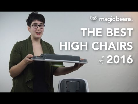 Best High Chairs of 2016 Popular | Oxo Tot Sprout | 4moms High Chair | Stokke Tripp Trapp | Reviews