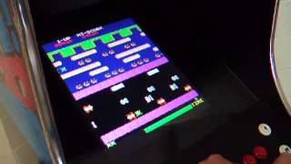 New Gamecab Retro Upright Arcade Machine Full Sideart 60 Great Games