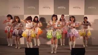 20170512 サッポロファクトリーウィークリーLIVE 北海道ご当地アイドル ...