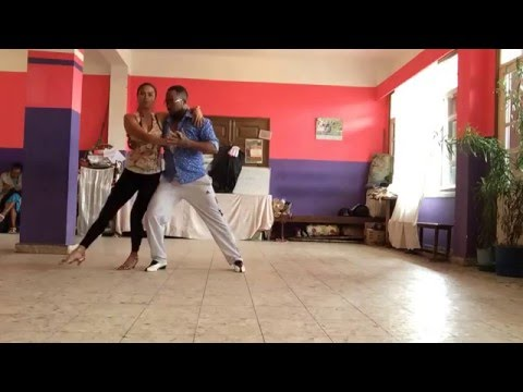 michel et Domoina Tango