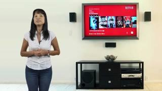 Conseil : Comment connecter un téléviseur Internet avec le CPL