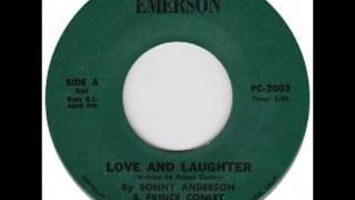 Sonny Anderson & Prince Conley  -   Love & laughter