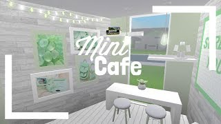 [roblox bloxburg] The Mint Cafe