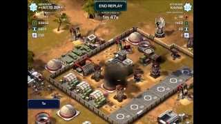 Empires & Allies Mobile - Flawless Air Attack