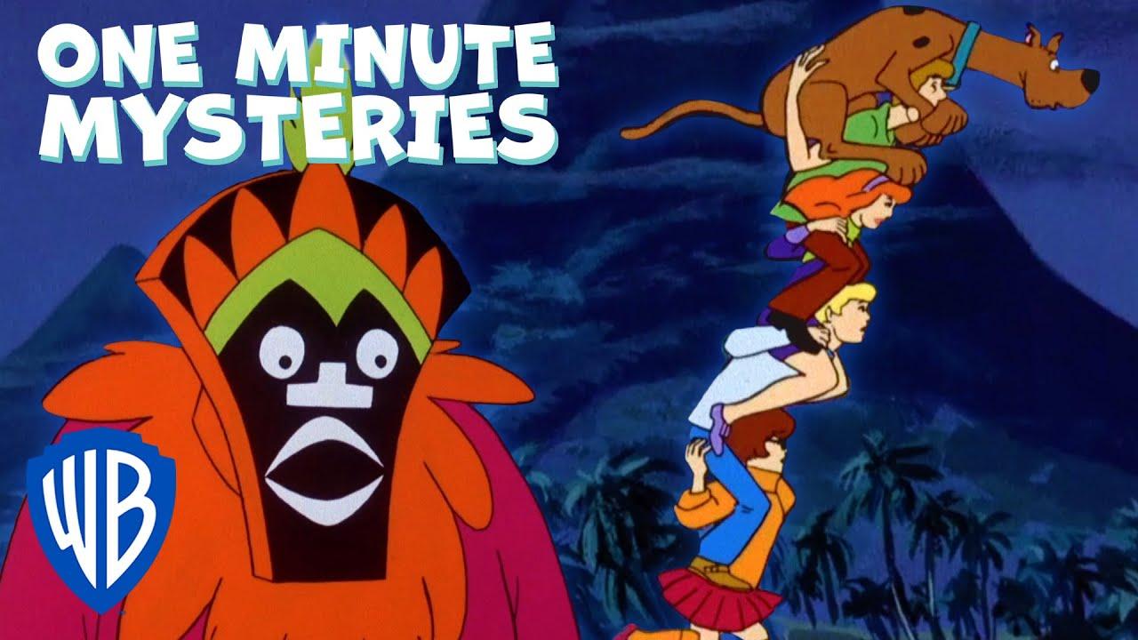 Scooby-Doo! Misteri da Un Minuto | Un Tiki Spaventoso Non Vale | WB Kids