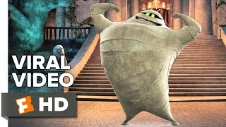Hotel Transylvania 2 VIRAL VIDEO - Murray is Ready to Party (2015) - Adam Sandler Animated Movie HD