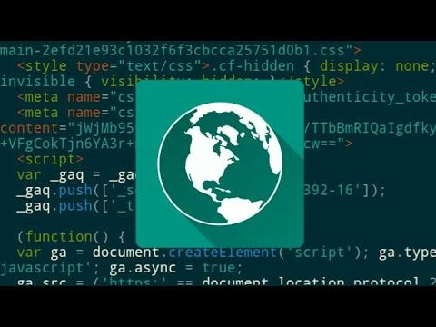 html website inspector apk