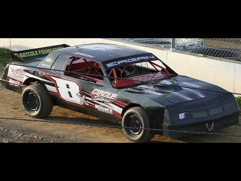 Allie Eagan 8X Hot Laps 4-1-2017