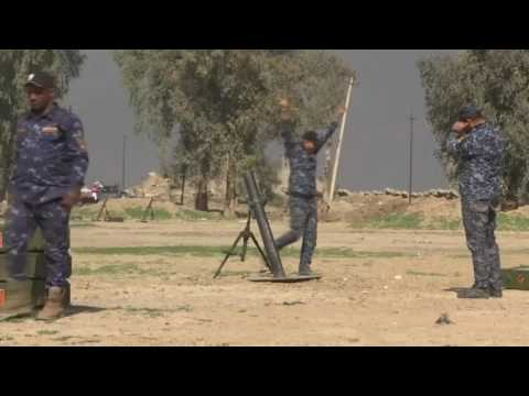 Iraq Forces Take Full Control of Mosul Airport