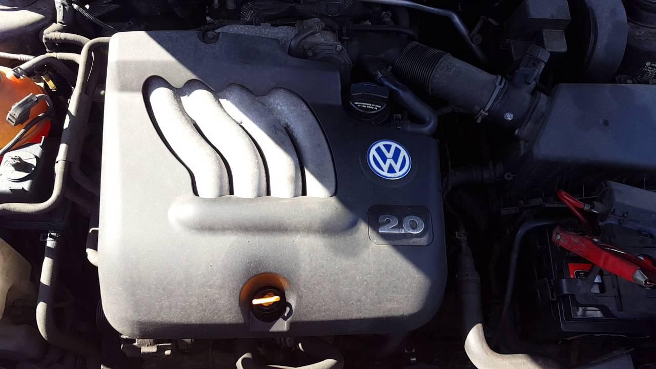 Контрактный двигатель Volkswagen (Фольксваген) 1.4 AXP   Где купить?   Тест мотора