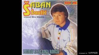 Saban Saulic - Nikad robom - (Audio 1998)