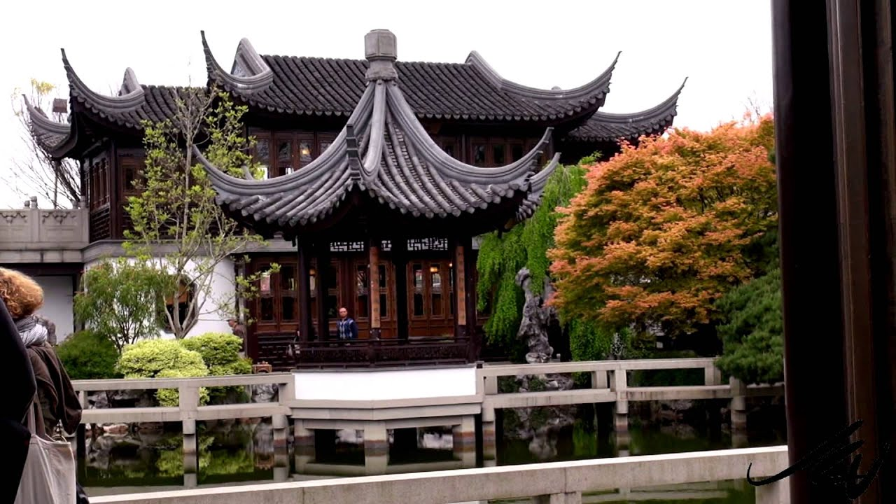 lan su chinese garden portland oregon youtube youtube