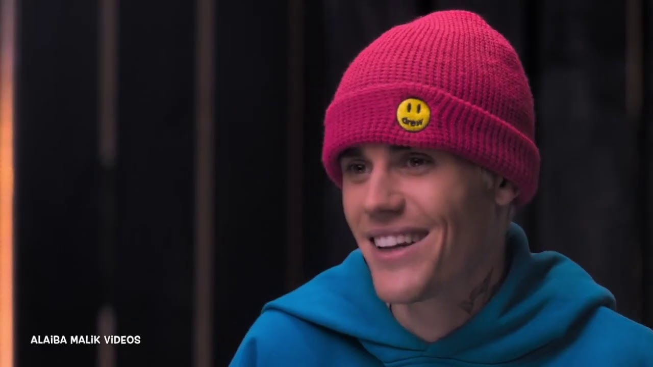 JUSTIN BIEBER- The story of happiness ;)