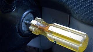 видео Что делать, если утеряны ключи от машины